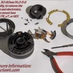 nikon-pronea-IX-nikkor-lens-30to60mm-disassembly
