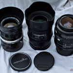 35mm lens testing, Minolta 35mm f/2.8, Pentax FA35/2.0 lenses, on the Sony a7r, second round